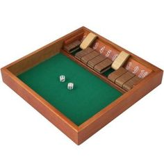 shut the box 12...one of my fav games!!