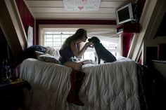 A Girl and Her Room: Portraits of Teenage Girls' Inner Worlds Through Their Bedroom Interiors | Brain Pickings