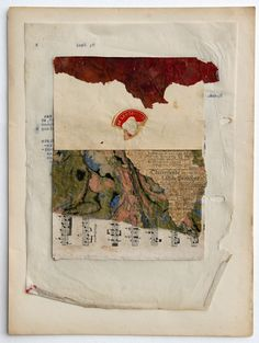stremplerart:  Collage SONATE 2014 W. Strempler