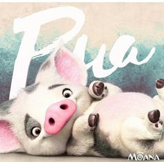 Pua ♥ Disney's Moana                                                                                                                                                                                 Plus