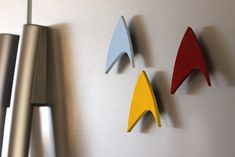 These unsuspecting magnets. | 27 Wonderfully Geeky Products You Never Knew Your Kitchen Needed