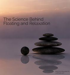 Floatation therapy is gaining notoriety as an effective, simple method of relaxation.