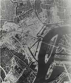 Rotterdam city center after May 14th 1940, totaly gone.