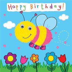 18 best kids greeting cards images on pinterest anniversary kids greeting cards birthday birthday cards for kids happy birthday ecard birthday card sayings m4hsunfo