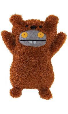"Uglydoll Uglyverse-Babo Bear 11"" Plush Best Price"