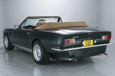 Aston Martin Volante 5.3 (1988) Aston Martin Volante, Cars, Autos, Car, Automobile, Trucks
