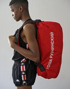 Kappa polyester backpack Gosha Rubchinskiy - купить