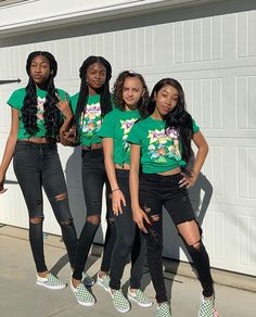 Birthday Outfit For School Black Girls 36 New Ideas Matching Outfits Best Friend, Best Friend Outfits, Bff Goals, Best Friend Goals, Squad Goals, Thalia, Teen Fashion Outfits, Girl Outfits, Twin Outfits