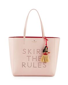 KATE SPADE Kate Spade New York. #katespade #bags #leather #hand bags #canvas #tote #lining #