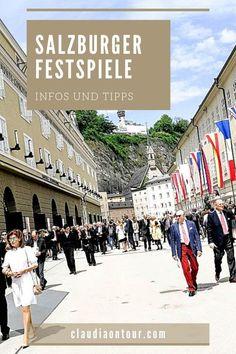 Jährlich ziehen im Juli und August die Salzburger Festpiele zahlreiche Gäste an. Geboten werden Oper, Konzert und Theater. Tipps und Infos, Randnotizen und Restaurantempfehlungen.