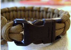 How to make Survival Bracelets? » 8Seasons