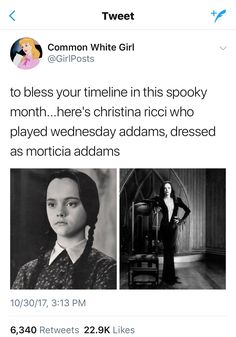 Maybe they should have her play Morticia in another remake. Or and Addams Family Next Generation Addams Family Quotes, Addams Family Tattoo, The Addams Family, Make Me Happy, Make Me Smile, Aquarius, Funny Memes, Hilarious, Wednesday Addams