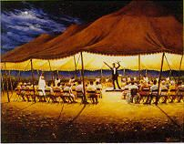 Black Church Art - Tent Revival - Arthello Beck & Holy Ghost Tent Revival - Bing Images  