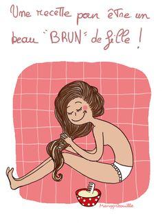 Détachez vos cheveux et faites onduler votre crinière de déesse, mamie Paulette vous donne sa recette spéciale pour cheveux bruns.