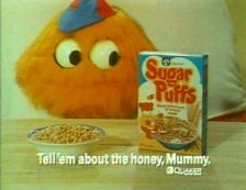 Sugar Puffs advert Tell em about the honey mummy 1970s Childhood, My Childhood Memories, Sugar Puffs, Kids Growing Up, 80s Kids, Old Ads, Retro Toys, My Memory, The Good Old Days