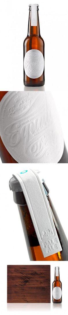 Great beer label design & packaging