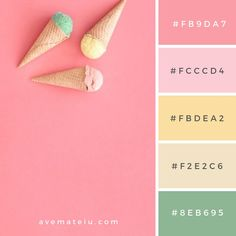 20 Summer Color Palettes and Hex Codes – Ave Mateiu palette pastel 20 Summer Color Palettes and Hex Codes Hex Color Palette, Color Schemes Colour Palettes, Pastel Colour Palette, Color Combinations, Green Color Schemes, Pink Palette, Palette Pantone, Pantone Color, Pantone Colour Palettes