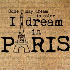I DREAM in PARIS