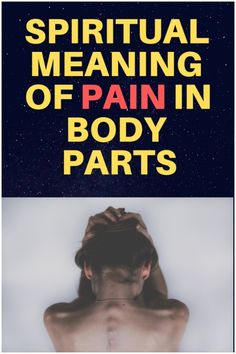 Learn what is the spiritual meaning of pain in different body parts. - Learn what is the spiritual meaning of pain in different body parts. Learn what is the spiritual meaning of pain in different body parts. Reiki, Health And Wellness, Health Tips, Health Fitness, Fitness Hacks, Yoga Fitness, Health Heal, Autogenic Training, Spiritual Meaning