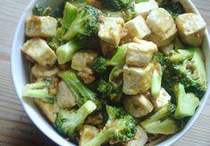 Směs s tofu a brokolicí - rychlý, jednoduchý a zdravý recept | Fitrecepty.info