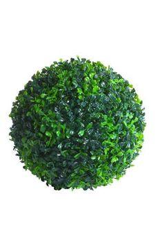 Künstliche Buchsbaumkugel 38 cm Ø
