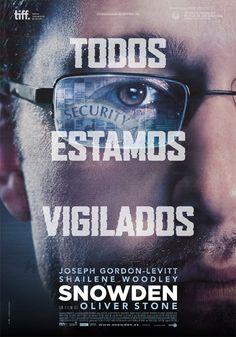 Snowden - Estrenos de Cine de la Semana… 14 de Octubre de 2016