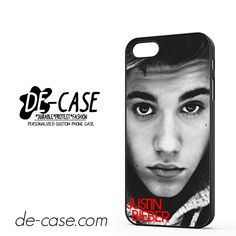 Justin Bieber DEAL-6047 Apple Phonecase Cover For Iphone 5 / Iphone 5S