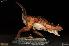Dinosauria Carnotaurus Statue by Sideshow Collectibles | Sideshow Collectibles