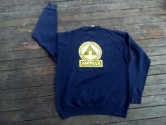 Check out this item in my Etsy shop https://www.etsy.com/uk/listing/488971183/air-walk-sweatshirt-jumper-big-logo
