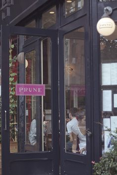 Reason #73 why I dream about NYC: Stopping in at Prune for brunch in Brooklyn. SoHo by katietower, via Flickr