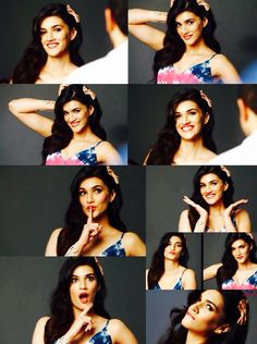 Kriti Sanon photoshoot for American Swan