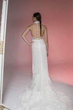 image077 Bridal Gowns, Wedding Dresses, Boho Bride, Illusion, Floral, Beach, Fashion, Moda, Bridal Dresses