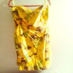 Nwotny&Co Strapless Dress