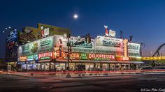 Nathan's Famous Hot Dogs in Coney Island and Manhattan