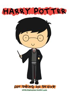 harry potter forever <3
