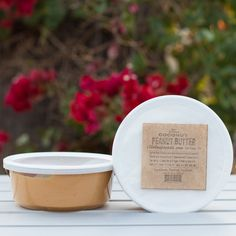Aloha Spreads artisan food products - bringing you coconut peanut butter and coconut almond butter, fresh handcrafted in San Diego, California. Coconut Peanut Butter, Almond Butter, Butter Spread, Artisan Food, Smoothies, Healthy Snacks, Treats, Fruit, Tub