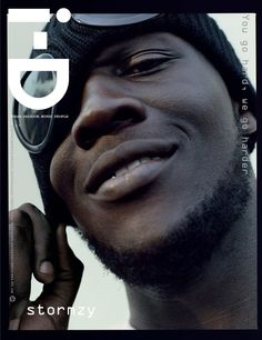 The Game-Changing Issue No. 345 Stormzy Photography Oliver Hadlee Pearch. Styling Max Clark. Stormzy wears hat C.P. Company.
