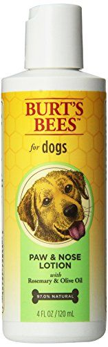 Burts Bee Paw and Nose Lotion, 4-Ounce Burt's Bees http://www.amazon.com/dp/B00CEY59L0/ref=cm_sw_r_pi_dp_E8Y8ub0SVTY42