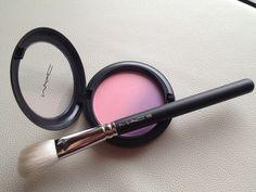 MAC ♡ ombré orchid blush