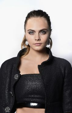 British Supermodel Cara Delevingne for Vanity Fair and Chanel Dinner - The 68th Annual Cannes Film Festival