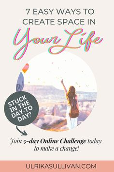 Find balance in life! Your life is NOW! If you feel stuck in the day to day, get out of it in 5 days with this instant online challenge to create space in your calendar and life today! #spirituallifecoach #balanceinlife #heartcentered #staycentered #selflovepractice #meditationeveryday Spiritual Guidance, Spiritual Life, Morning Motivation, Daily Motivation, Feeling Stuck, How Are You Feeling, Stress Factors, Creating Positive Energy, Spiritual Transformation