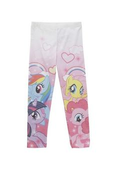 My Little Pony Leggings at F&F Clothing