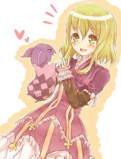Tags: Anime, Tales of Xillia, Elise Lutas, Pixiv Id 1472220, Tipo (Tales Of Xillia)