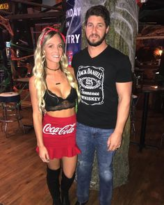 Last-minute couples, listen up! If you're late to the Halloween 2019 costume game, don't opt for store-bought. Almost every adult owns a clothing item that can Last Minute Couples Costumes, Hot Couple Costumes, Couples Halloween Outfits, Game Costumes, Costume Ideas, Cute Couples Costumes, Woman Costumes, Pirate Costumes, Princess Costumes