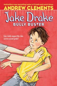 Jake Drake, Bully Buster - by Andrew Clements, illustrations by Janet Pedersen. Fourth-grader Jake Drake relates how he comes to terms with SuperBully Link Baxter, especially after they are assigned to be partners on a class project. Bullying Lessons, Read Aloud Books, Children's Books, Reading Aloud, Grade Books, Reading Groups, Reading Strategies, Bullying Prevention, Mentor Texts