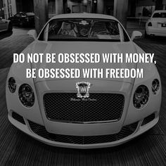 #freedom #obsession #life #entrepreneur #success #evwins1 #motivation #quote