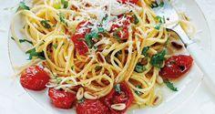 italiensk mat är ju något av det extra fantastiska. Säger bara PASTA! I alla dess former och kombinationer