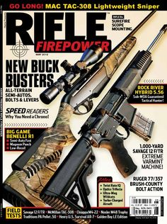 00833d84d26 Rifle Firepower May 2012 issue