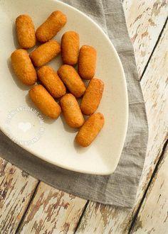 Receta Croquetas de Pollo Dominicanas
