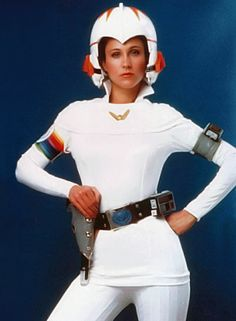 Erin Gray as Wilma Deering in Buck Rogers in the 25th Century - my boyfriend's first crush...I can respect that
